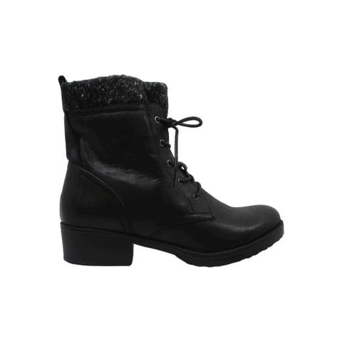 Bare Traps Women's Shoes Adams Closed Toe Ankle Cold Weather Boots - 8