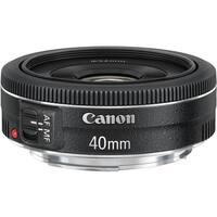 Canon EF 40mm f/2.8 STM Lens (International Model)