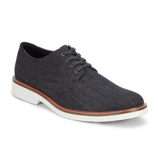 Dockers Mens Parkway 360 Casual Oxford Shoe with Smart 360 Flex and NeverWet
