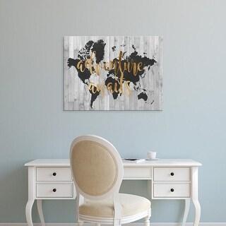 Easy Art Prints Studio W's 'Young Explorer VI' Premium Canvas Art