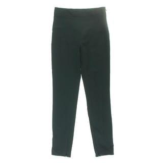 Theory Womens Dress Pants Wool Blend High Waist