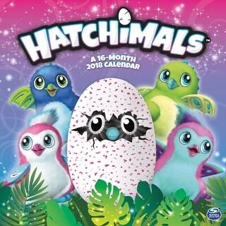 Hatchimals Wall Calendar 2018 - multi
