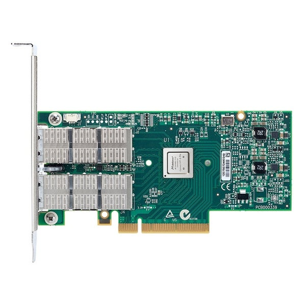 Mellanox Technologies, Inc. - Connectx-3 Pro Vpi Adapter Card, Single-Port Qsfp, Fdr Ib (56Gb/S) And 40/56Gbe,