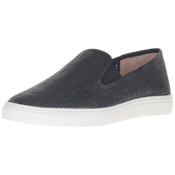 Vince Camuto Womens Becker Low Top Slip On Fashion Sneakers