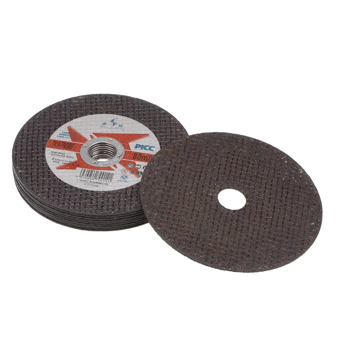 """10pcs 4/"""" Resin Cutting Disc Cutting wheel grinding disc for Metal Angle grinder"""