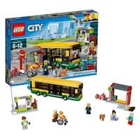 LEGO(R) City Town Bus Station (60154)