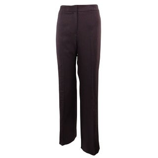 Le Suit Women's Petite Avignon Woven Dress Pant