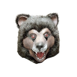 Bear Mask Halloween Costumes Adult Mens - standard - one size
