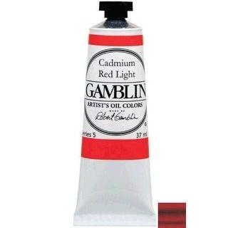 Gamblin G1050 37ml Artists Grade Oil Color - Brown Pink