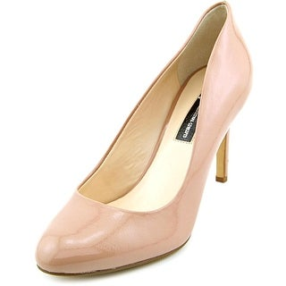 INC International Concepts Bensin Round Toe Synthetic Heels