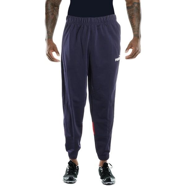 8fe8c3e6bcaf Shop Puma Mens Iconic Tricot Pant Track Pants Lounge Athleisure ...