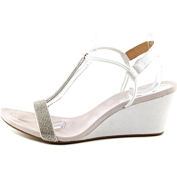Style & Co. Womens MULAN2 Open Toe Formal Platform Sandals