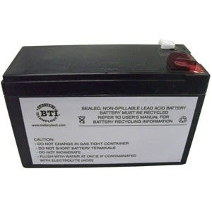 BTI RBC17-SLA17-BTI BTI UPS 9Ah Replacement Battery Cartridge - 9000 mAh - 12 V DC - Lead Acid|https://ak1.ostkcdn.com/images/products/is/images/direct/f7a272ae6298c9c3b77fb3b14b9effbebeca0e90/BTI-RBC17-SLA17-BTI-BTI-UPS-9Ah-Replacement-Battery-Cartridge---9000-mAh---12-V-DC---Lead-Acid.jpg?impolicy=medium