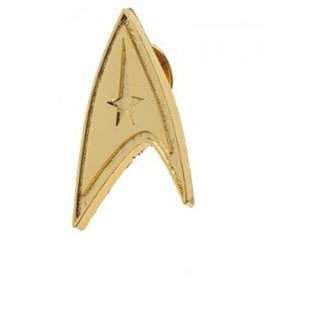 Star Trek Lapel Pin Command