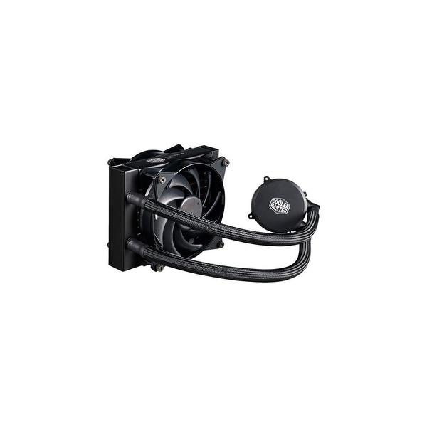 """Cooler Master USA MasterLiquid 120 Cooling Fan Cooling Fan-Radiator"""
