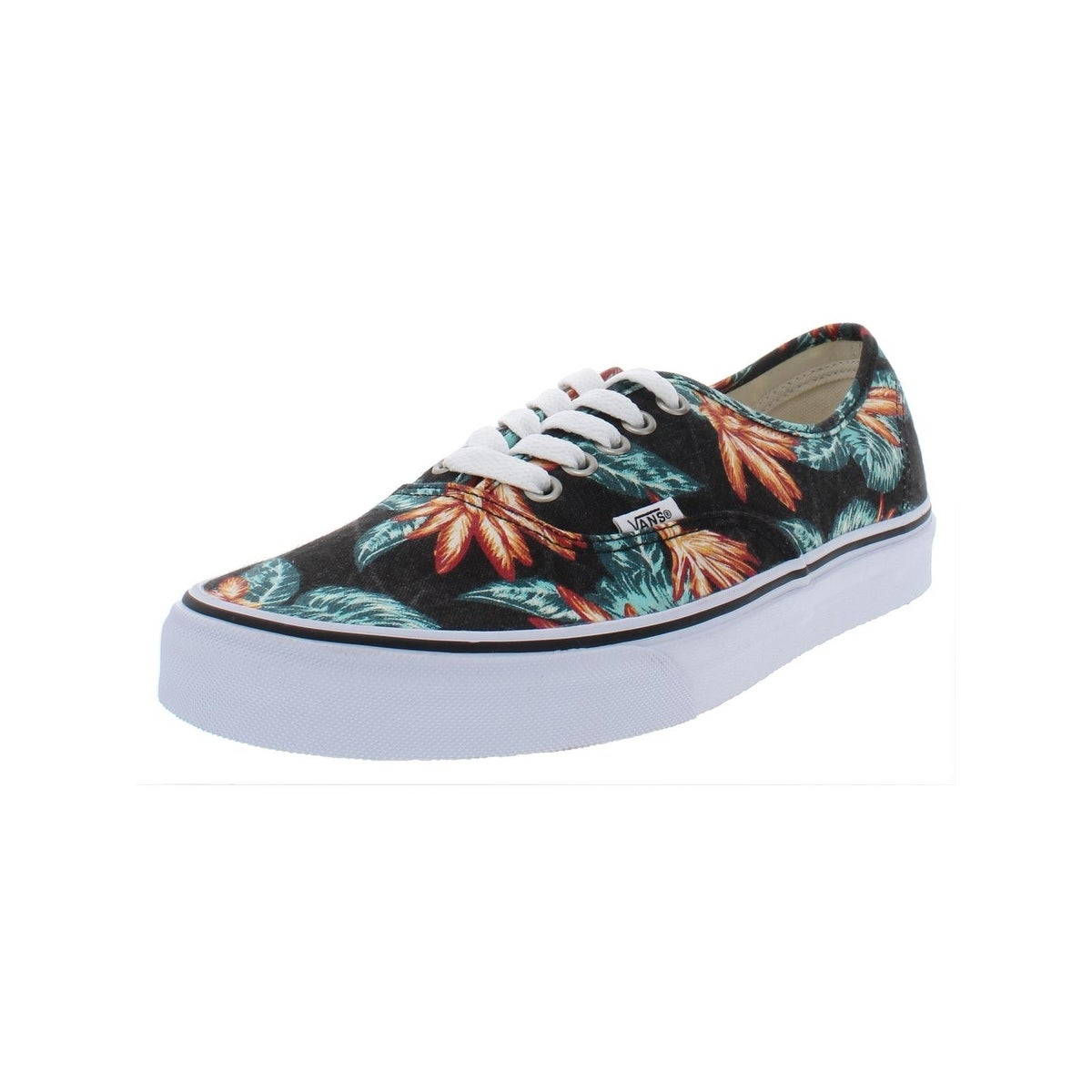 floral vans shoes mens