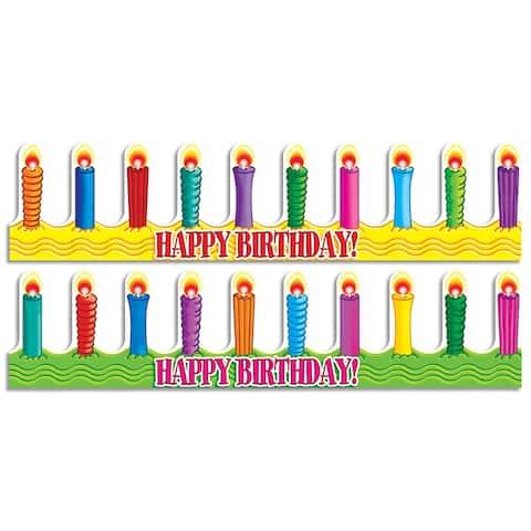 Scholastic happy birthday crowns 1591