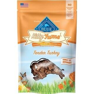 Blue Buffalo Cat Kitty Yums Turkey Treat 2 oz..