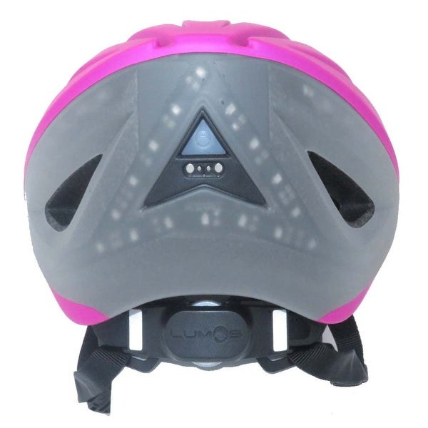 Lumos Kickstart Wireless Turn Signal Remote Motion Sensor Bike Helmet