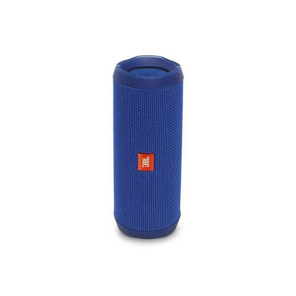 JBL FLIP 4 Blue Portable Bluetooth Speaker