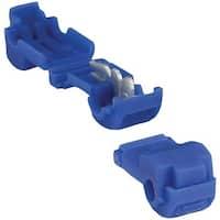 Install Bay Btt T-Tap Economy Connectors, 100 Pk (16-14 Gauge)