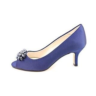 Caparros Women's Marissa Peep Toe Heels