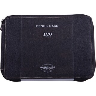 Canvas Pencil Case Holds 120