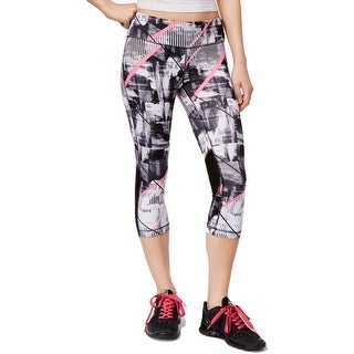 Link to Ideology Women's Cropped Leggings, Flash Forward Print (XS) Similar Items in Athletic Clothing