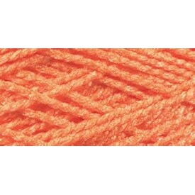 Bright Orange - Needloft Craft Yarn 20yd