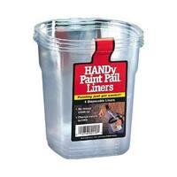 Handy 2520-CT Paint Pail Disposable Liners