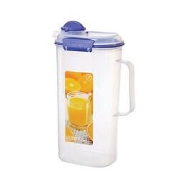Sistema 1420 Klip It Juice Jug, 8 Cups, Clear