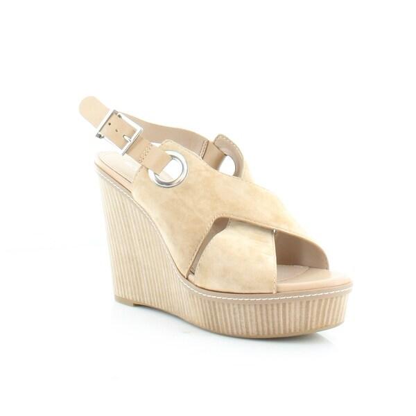 BCBGeneration Penelope Women's Sandals & Flip Flops Sand - 10