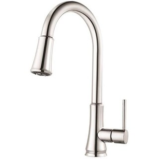 G529-Pfcc Pfirst Series Pull-Down Kitchen Faucet Polished Chrome