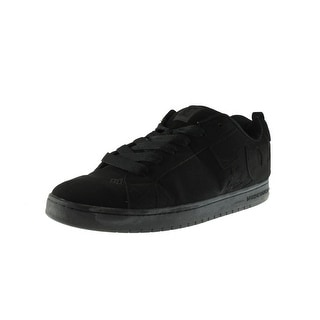 DC Mens Court Graffik Suede Athletic Skateboarding Shoes - 7 medium (d)