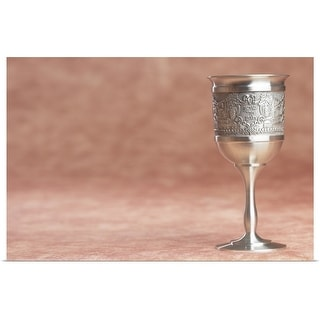 """""""Silver chalice"""" Poster Print"""