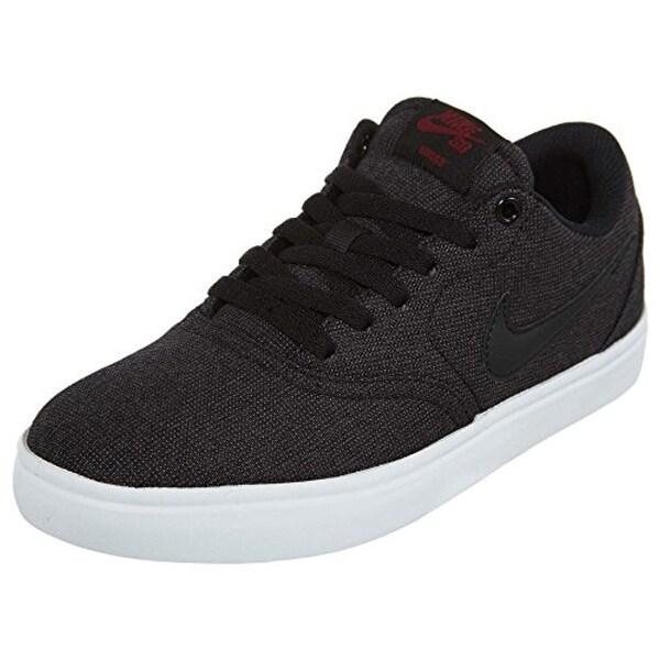 a2fa56aba2115 Nike Kids  x27  Grade School Flex Control Ii Training Shoes (Black White