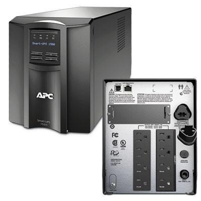 Apc By Schneider Electric - Smt1500us - 1500Va Smart Ups Lcd 120V Us