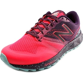 New Balance WT690 Women Round Toe Synthetic Pink Sneakers