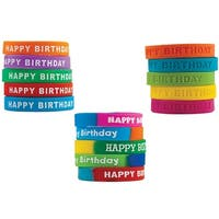 Happy Birthday Wristband Class Pack