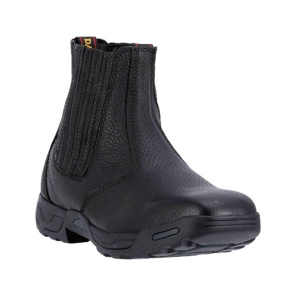 Dan Post Western Boot Mens Lewis Dual Density Unit Black
