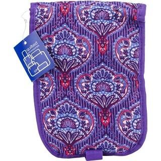 "9""X2""X6.5"" Lavender - Mary Maxim Circular Needle Case"