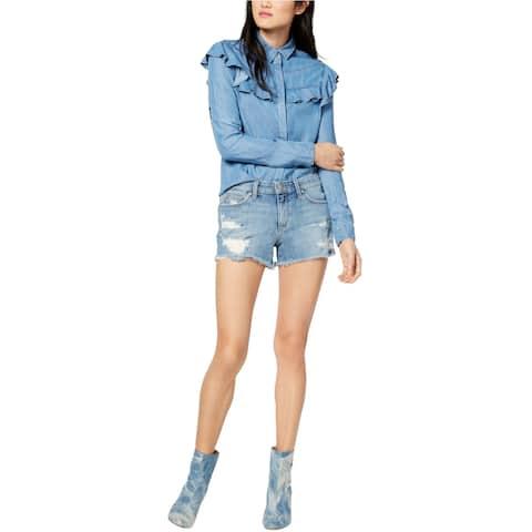 Joe's Womens The Ozzie Casual Denim Shorts