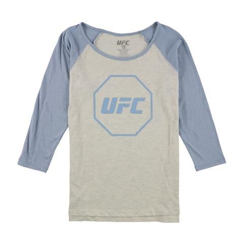 Ufc Womens Octagon Logo Graphic T-Shirt
