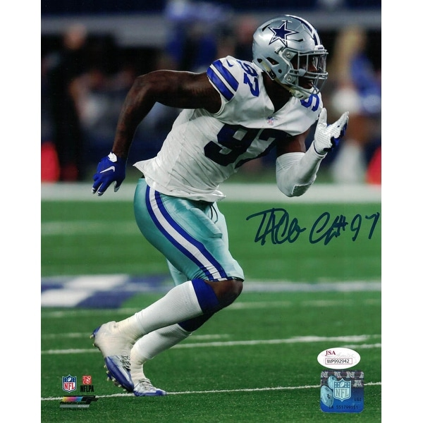 88a8f9fff13 Shop Taco Charlton Autographed Dallas Cowboys 8x10 Photo JSA - Free  Shipping Today - Overstock - 22390134