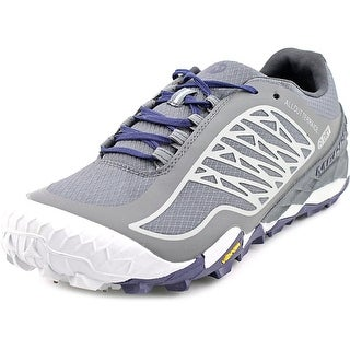 Merrell All Out Terra Ice Round Toe Synthetic Trail Running