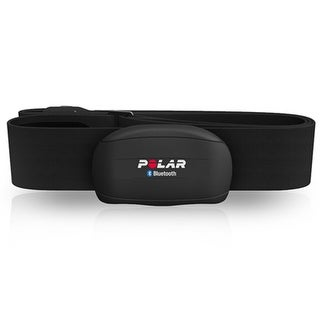 Polar WearLink+ Heart Rate Transmitter with Bluetooth Set and Strap - Medium-2XL