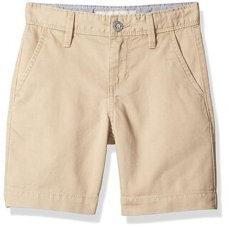 Calvin Klein Kids Boys 8-20 Shift Flat Front Short