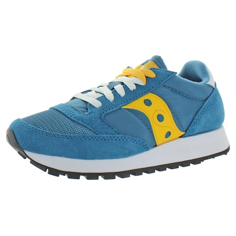 Saucony Womens Jazz Original Vintage Fashion Sneakers Suede Athleisure