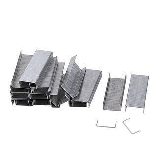School Office Metal Paper Document Binding Staples 24/6 2000 Pcs