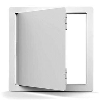 Acudor PA1212 Access Door, Plastic, White